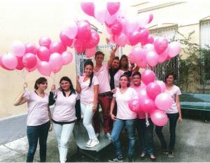 Octobre Rose au Lycée Pasteur